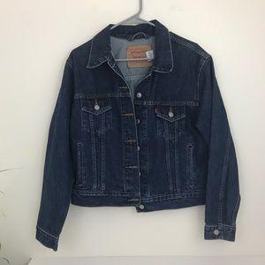 🌻 4 for $20-Levi's Denim Jean Jacket